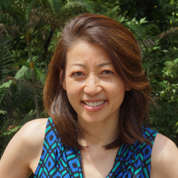 Rosaline Koo is one of many Asian-American entrepreneurs finding business advantages abroad.