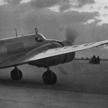 Image: Amelia Earhart's plane