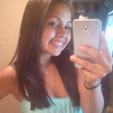 IMAGE: Shaylee Chuckulnaskit, a victim of the shooting at Marysville Pilchuck High School in Washington.