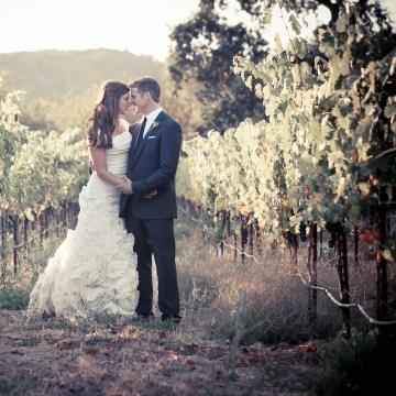 Image: Brittany Maynard and husband Dan Diaz at their Sept. 2013 wedding