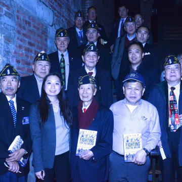 """Chinese-American Vets' stories told in """"Fighting for the Dream"""""""