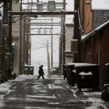Wyoming Winter Weather