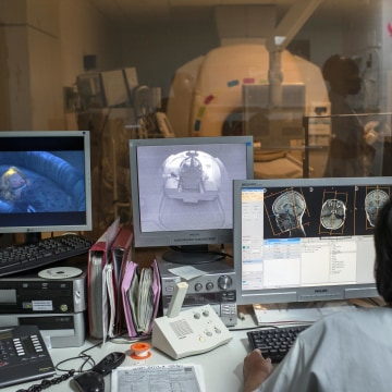 FRANCE-HEALTH-CHILDHOOD-HOSPITAL-MRI