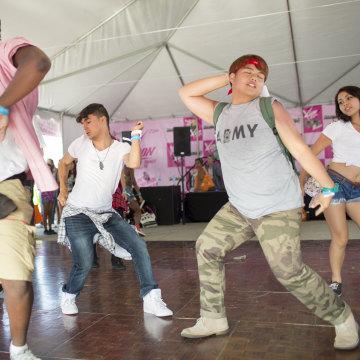 Image: Image: KCON, celebrating Korean pop music