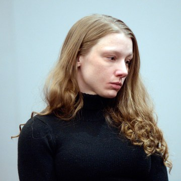 Image: Stephanie Sloop, charged with aggravated murder in the 2010 death of her son, Ethan Stacy,