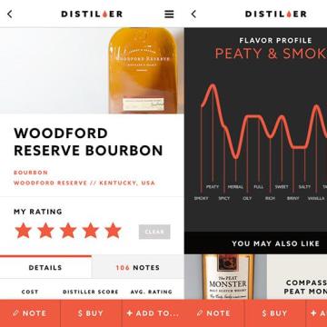 Distiller App