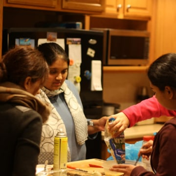 Sumeet Kaur Bal shares one of her family's favorite Thanksgiving recipes.
