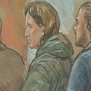 Image: R.J. Kapheim, 41, pleaded not guilty Thursday afternoon to one count of unlawful possession of a rifle outside the White House
