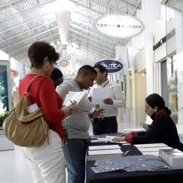 U.S. private employers added jobs at a fairly brisk clip in November.