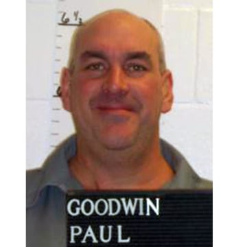 Image: Paul Goodwin, who was convicted of killing a 63-year-old St. Louis County woman