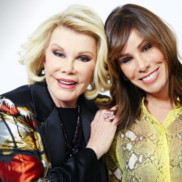 Image: Joan and Melissa Rivers