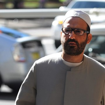 Image: Man Haron Monis in 2011