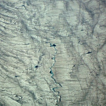 Image: Surface of the Greenland ice sheet