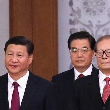 Image: 2014 China's National Day Reception