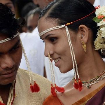 Image: Indian wedding.