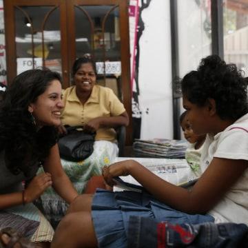 2012 Inaugural LankaCorps Fellows: Ann Selvadurai