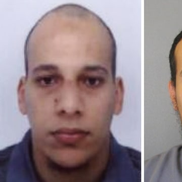Image: Cherif Kouachi and Said Kouachi