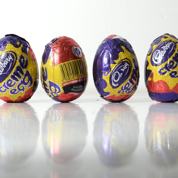 Cadbury crème egg fans are hopping mad that the chocolate shell ...