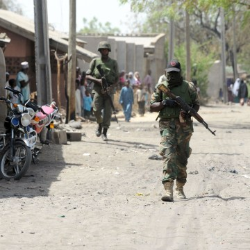 Image: NIGERIA-UNREST-BORNO-FILES