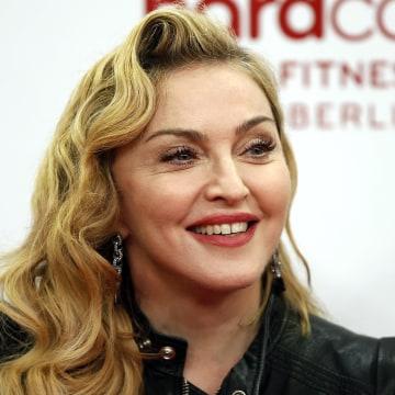 Image: Madonna on Oct. 17, 2013