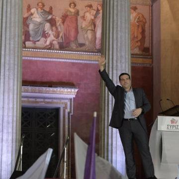 Image: GREECE-VOTE-ELECTION