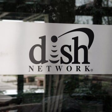 Photo: Dish Network sign