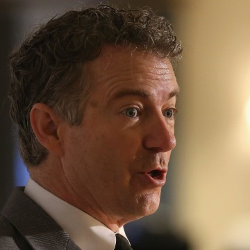 Image: Sen. Rand Paul (R-KY) Discusses Obama's State Of The Union Speech