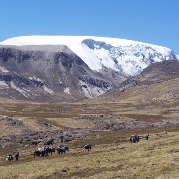 image: Quelccaya Ice Cap