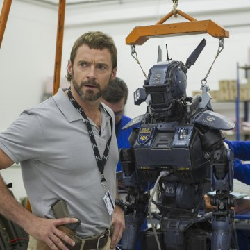 Sony Pictures Chappie Hugh Jackman