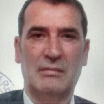 Image: Claudio Giardiello is seen in this handout picture released by the Italian Carabinieri in Milan