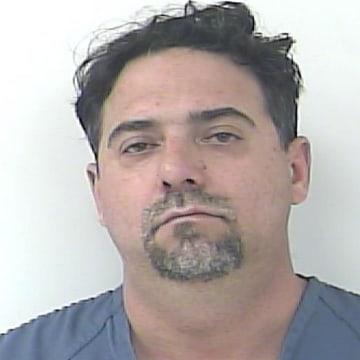 Image: Ivan Louis Rodriguez, 45, of Port St. Lucie, Florida