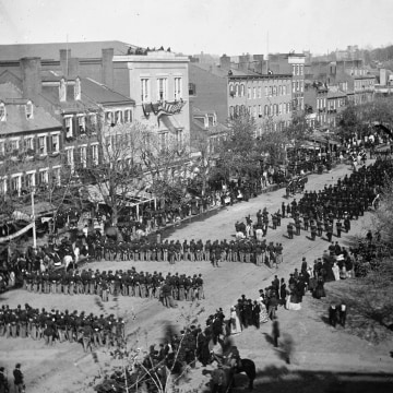 Image: Lincoln Funeral Procession