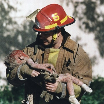 Oklahoma City Bombing - April 19, 1995