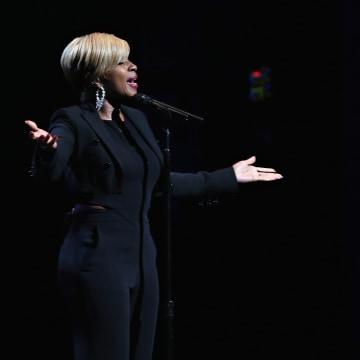 "World Premiere Documentary:""Mary J. Blige: The London Sessions"" - 2015 Tribeca Film Festival"