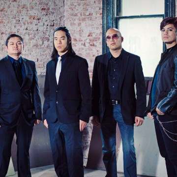 The Slants say their name isn't derogatory, but a re-appropriation of a word that it uses as a positive expression of pride.