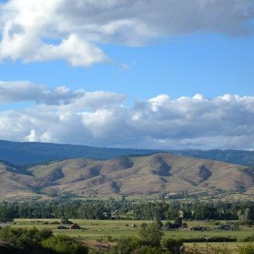 Image: Halfway, Oregon