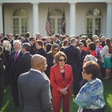 Image: US-POLITICS-MEDICARE-PELOSI