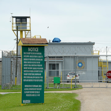 Image: The Iberia Parish Jail in New Iberia, Louisiana.