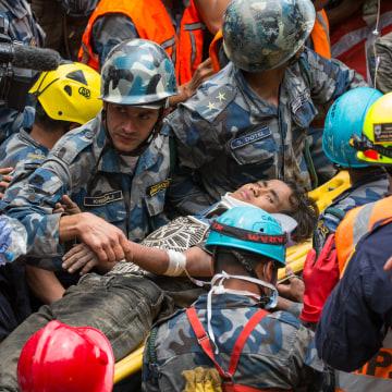 Image: Nepal Quake