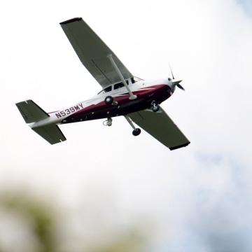 Image: small plane