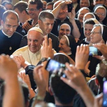 Image: Pope Francis in Sarajevo