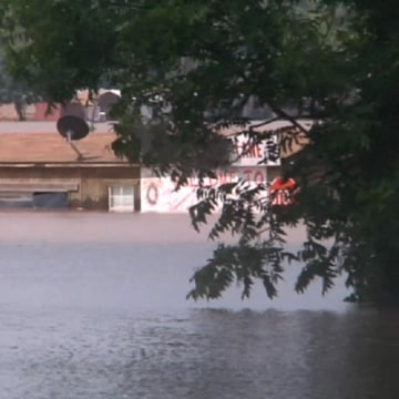 IMAGE: Louisiana levee break