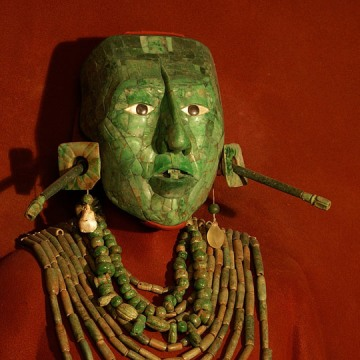 Archaeologists Decipher Name of 'Ancient Astronaut' Maya Tomb