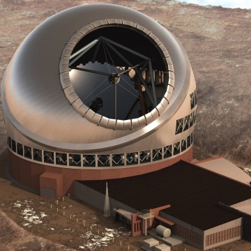 Image: Thirty Meter Telescope
