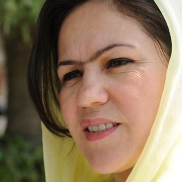 Image: Fawzia Koofi