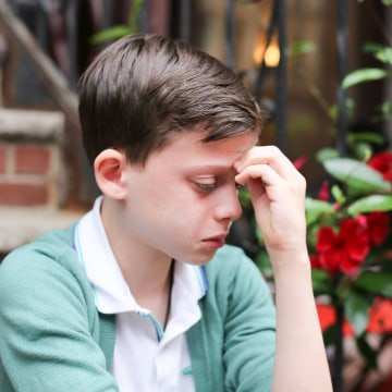 Support for gay teen: Hillary Clinton Humans Of New York