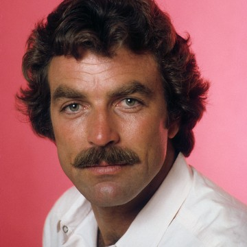 Tom Selleck Stealing Water