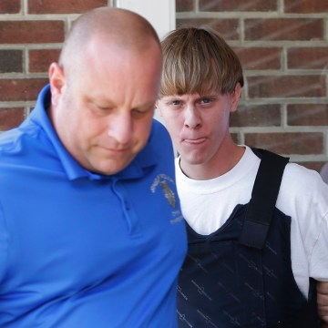 Image: Dylann Storm Roof