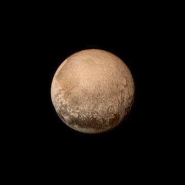 Image: Charon and Pluto