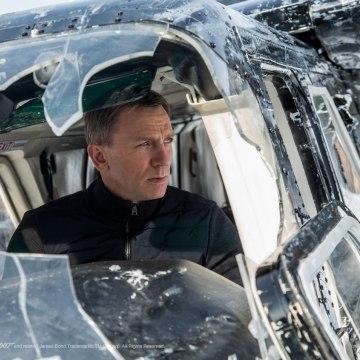 Image: Daniel Craig in 'SPECTRE'